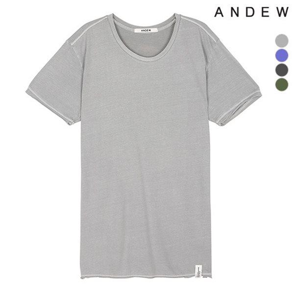 [ANDEW]남성 피그먼트 티셔츠(O152TS104P)