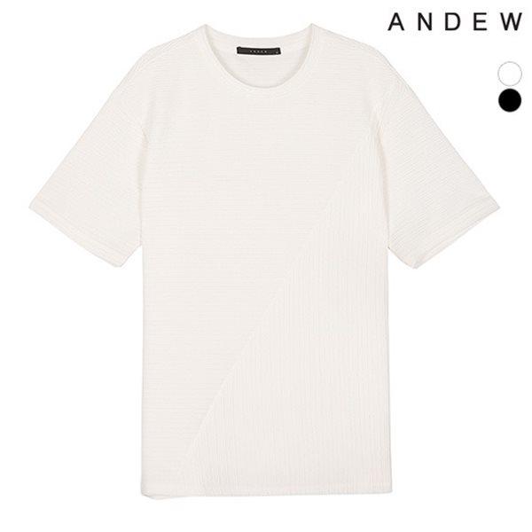 [ANDEW]남성 변형소재 솔리드 절개TS(O182TS104P)