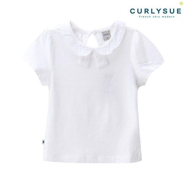 [컬리수] 리본카라 티셔츠 CNM1XATS01OH [여름]