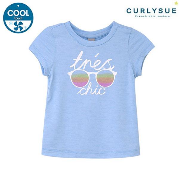 [컬리수] 쿨링아트웍 티셔츠(냉장고원단) CNM1XATS05BL [여름]