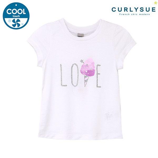 [컬리수] 쿨링아트웍 티셔츠(냉장고원단) CNM1XATS05OH [여름]
