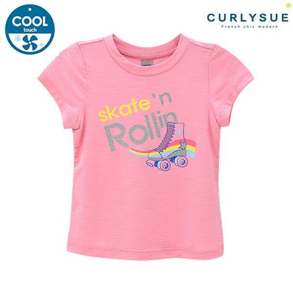 [컬리수] 쿨링아트웍 티셔츠(냉장고원단) CNM1XATS05PI [여름]