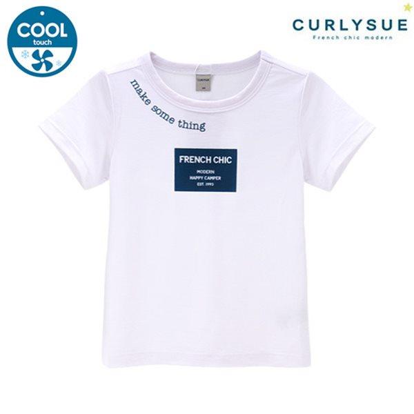 [컬리수] 서퍼 냉감티셔츠(냉장고원단) CNM1XQTS52OH [여름]
