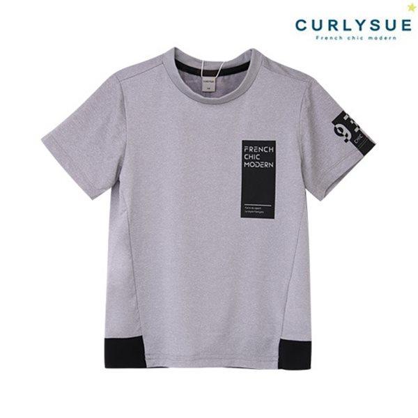 [컬리수] 액티브 쿠션지티셔츠(흡습속건) CNM1XQTS831M [여름]