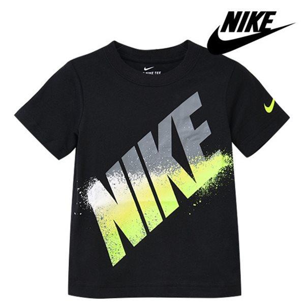 [나이키 키즈] 스프레이 티셔츠(반팔)L ANM11QTS49 (키즈)