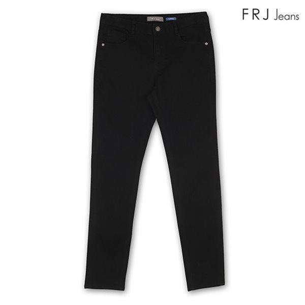 [FRJ] 남성 블랙주자RAW테이퍼드 BK (F81M-DP601B)