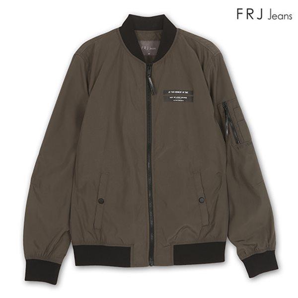 [FRJ] 유니 솔리드항공점퍼 KH (F85U-MM91ZB)