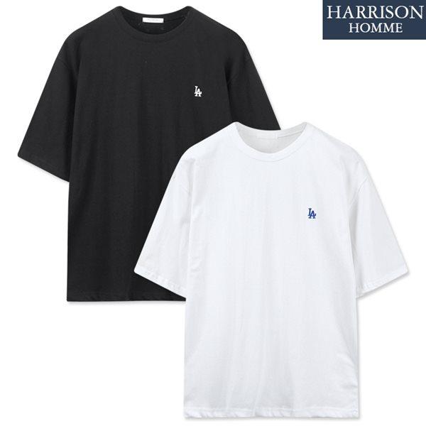 [해리슨] LA 반팔 티셔츠 NTC1340