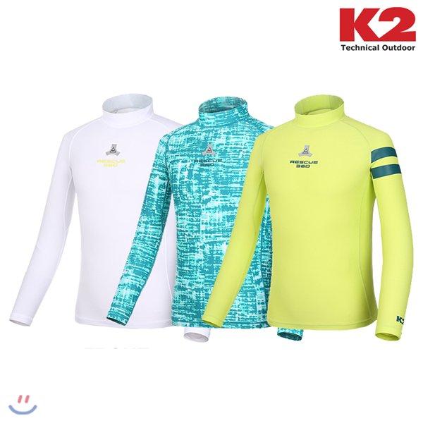 [K2] RESCUE 360 래쉬가드_KMM16210