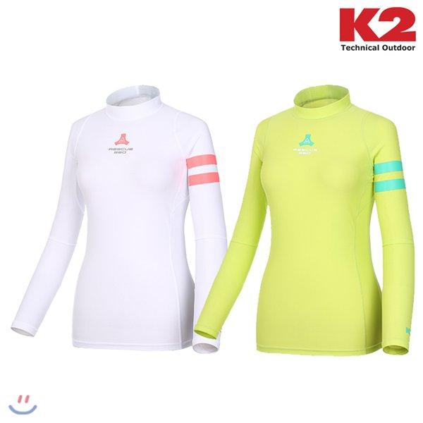[K2] RESCUE 360 래쉬가드W_KWM16211