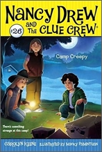 Nancy Drew and the Clue Crew #26 : Camp Creepy
