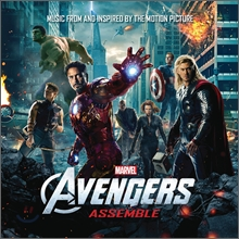Avengers Assemble (�����) OST (Music From And Inspired By The Motion Picture)