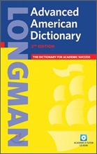 Longman Advanced American Dictionary with CD-ROM (New Edition)