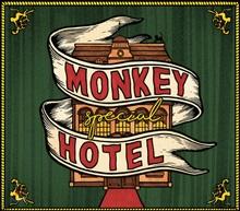 잔나비(Jannabi) - MONKEY HOTEL [Special Edition]