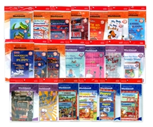 Scholastic Leveled Readers 20 (Book + CD + Workbook)