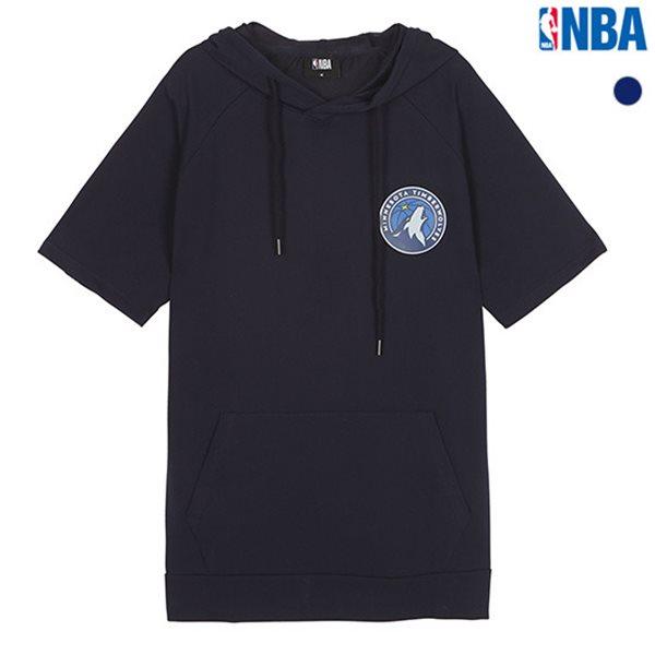 [NBA]CHI BULLS 테이프배색 반팔 후드(N182TH010P)