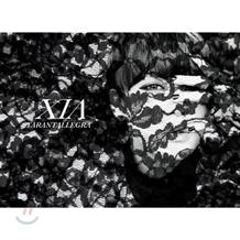 XIA(준수) - 1st Album : Tarantallegra