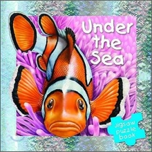 Jigsaw Puzzle Book : Under the Sea