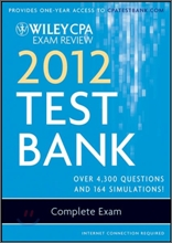 Wiley Cpa Exam Review 2012 Test Bank