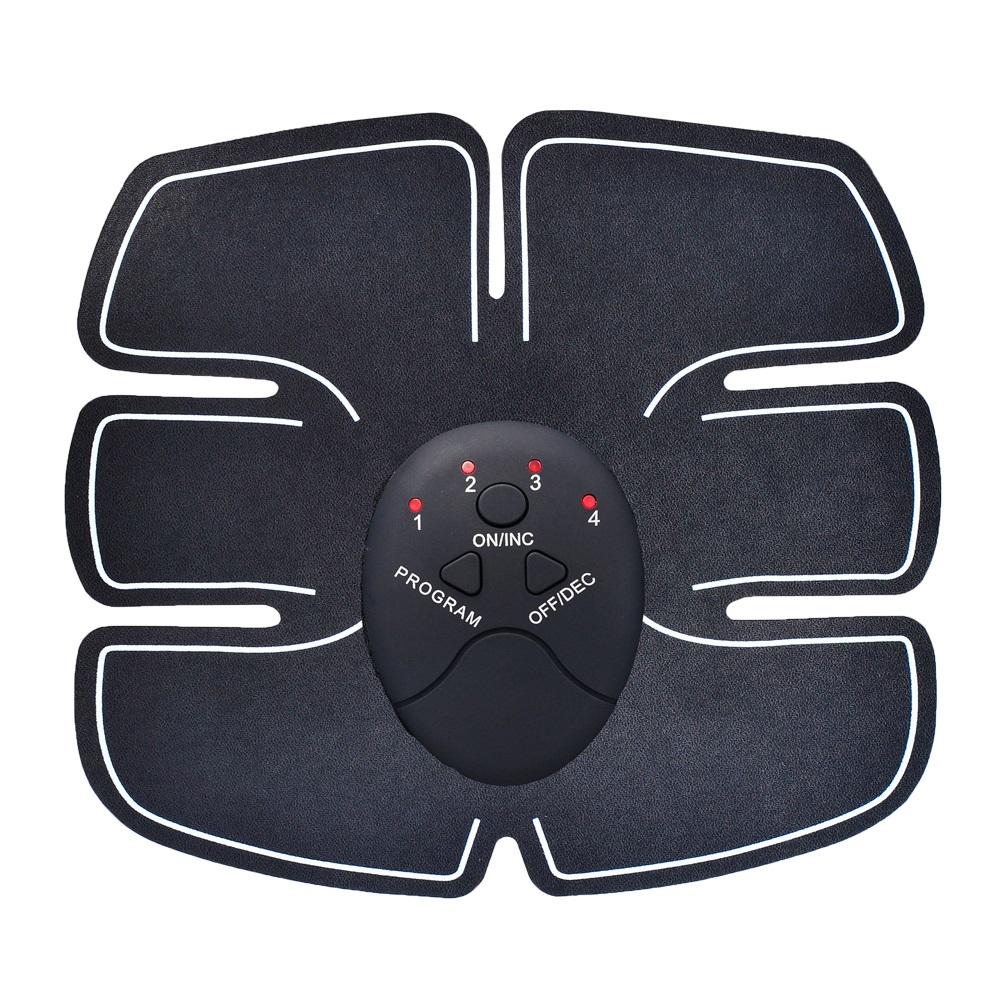 나오 EMS 저주파 안마기 복부+팔 트레이닝 NAO-H4050