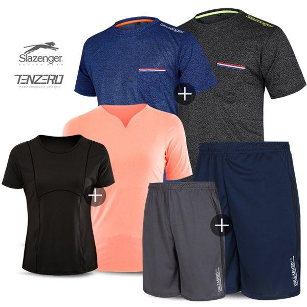 전지적 1+1시점 티셔츠/운동복/액티브웨어