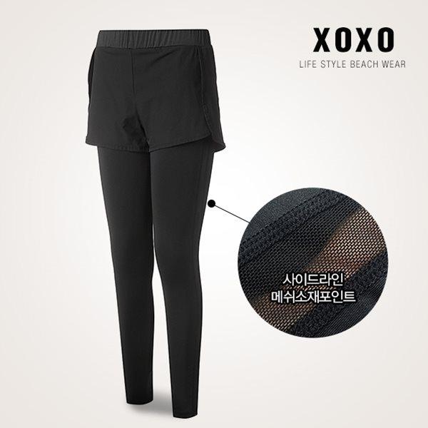 XOXO 여성 멀티스포츠 반바지레깅스 RA6170W