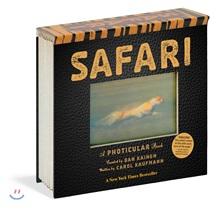 Safari (홀로그램 / 렌티큘러 북)
