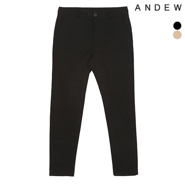 [ANDEW]남성 테이퍼드 면스판 트윌 바지(O185PT100P)