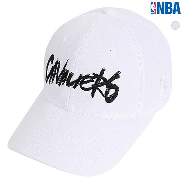 [NBA]CLE CAVALIERS 하챙체크 HARD CURVED CAP(N185AP416P)
