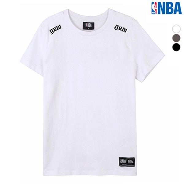 [NBA]GSW WARRIORS 등판 팀로고 티셔츠(N182TS114P)