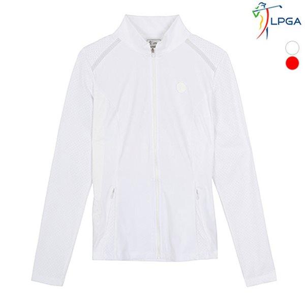 [LPGA]여성 메쉬 패치 스트레치 져지 점퍼(L182TJ952P)