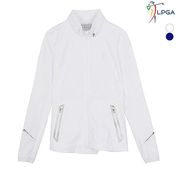[LPGA]여성 TURNPRO SWING 스트레치 점퍼 [수입원단](L181JP503P)