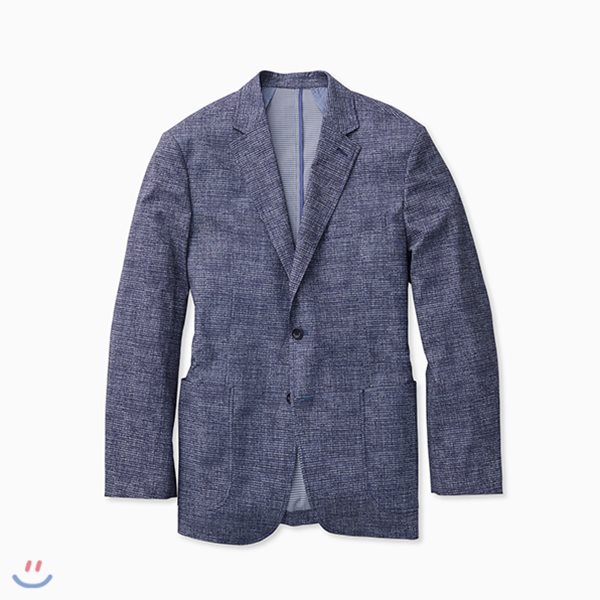 [INDIAN] 남성 선염 프린트 자켓_MITFUUS1511
