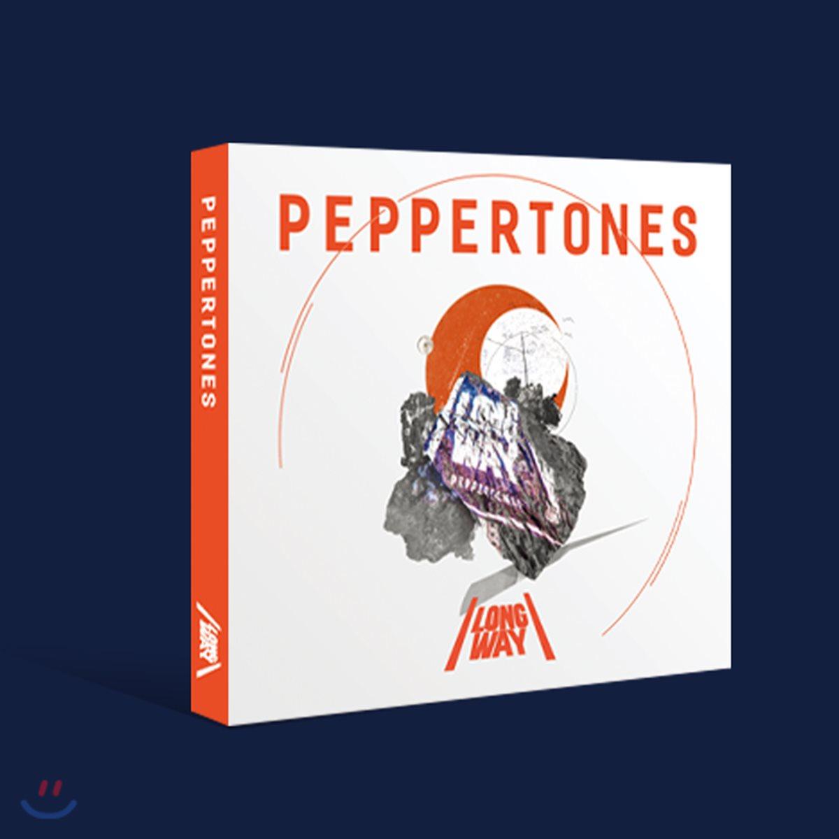 페퍼톤스 (Peppertones) 6집 - Long Way