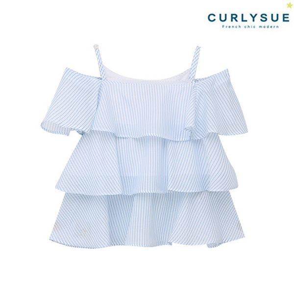 [컬리수] 투인원 러플블라우스 CNM1GABL03LB [여름]
