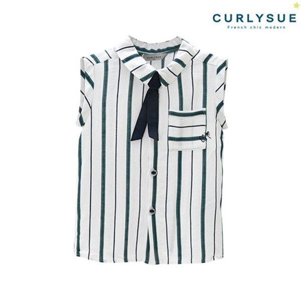 [컬리수] 시크 민소매셔츠 (마혼방) CNM2GQSH51GN [여름]