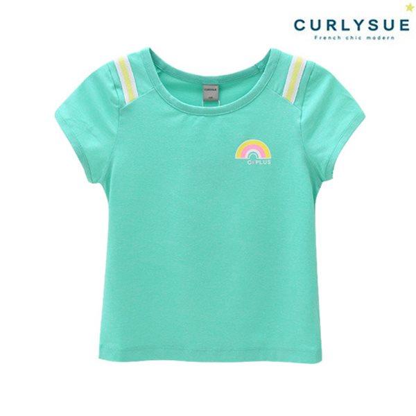 [컬리수] 라인포인트 티셔츠(흡습속건) CNM2XATS41MT [여름]