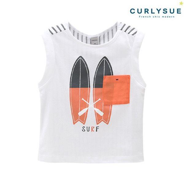 [컬리수] 서핑 민소매티셔츠 CNM3XQTS51OH [여름]