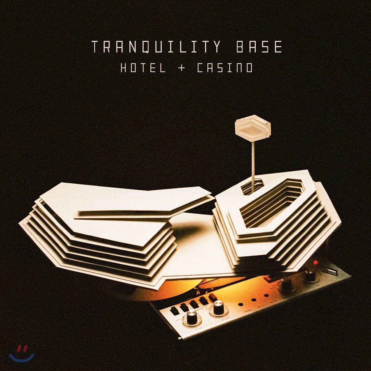 Arctic Monkeys - Tranquility Base Hotel & Casino 악틱 몽키즈 정규 6집