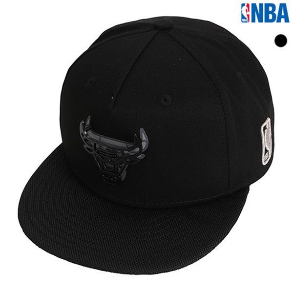 [NBA]CHI BULLS 테두리금속장식 HYFLAT CAP(N185AP635P)