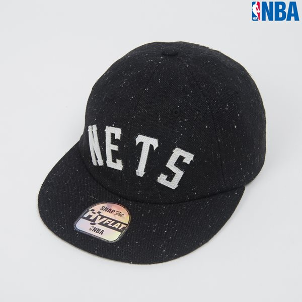 [NBA]BKN NETS SOFT SHAPE NEW FIT CAP(N154AP121P)
