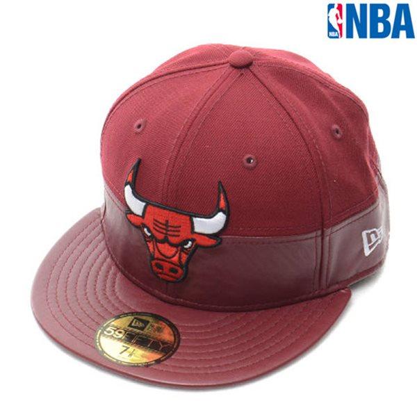[NBA]BKN-CHI 소재믹스 5950 CAP(N155AP611P)