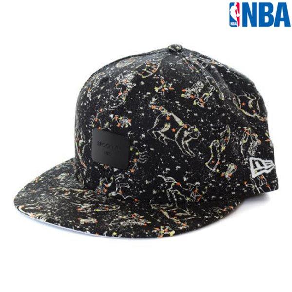 [NBA]BKN-CHI 솔리드 패턴 5950 CAP(N155AP614P)