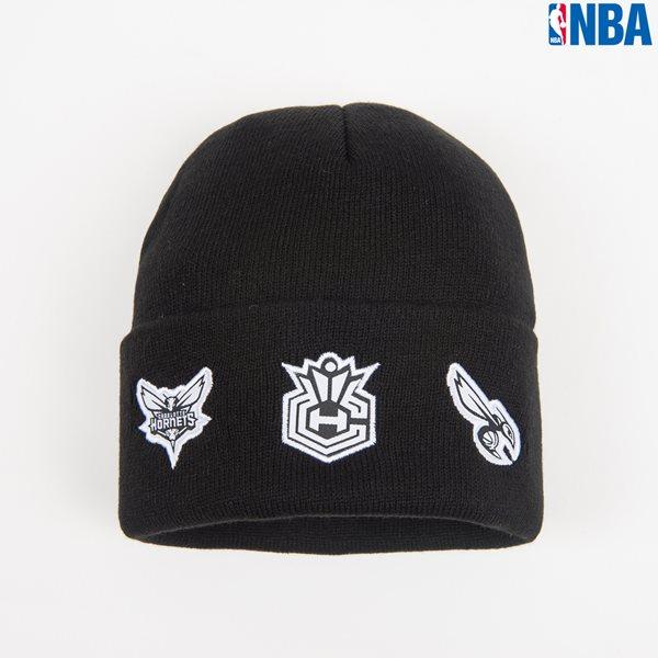 [NBA]CHA HORNETS 로고 비니(N144AP992P)
