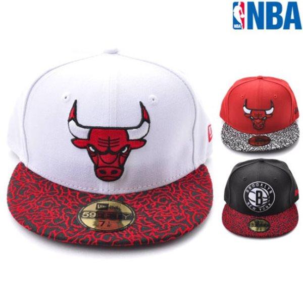 [NBA]CHI BKN ELEPHANT NEWERA 5950 CAP(N155AP621P)