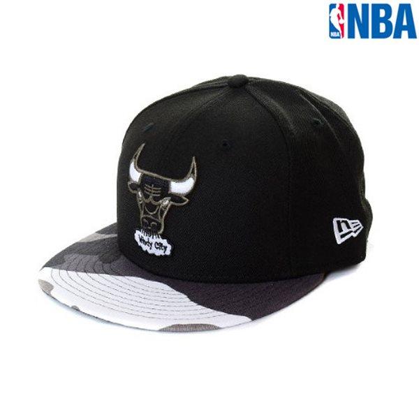 [NBA]CHI BULLS 까모패턴 NEWERA CAP(N155AP642P)