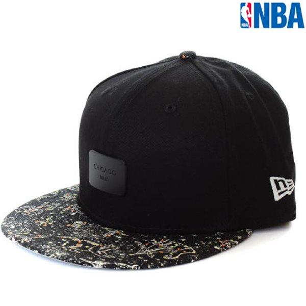 [NBA]CHI CHICAGO 바이저 패턴 5950 뉴에라캡(N155AP615P)