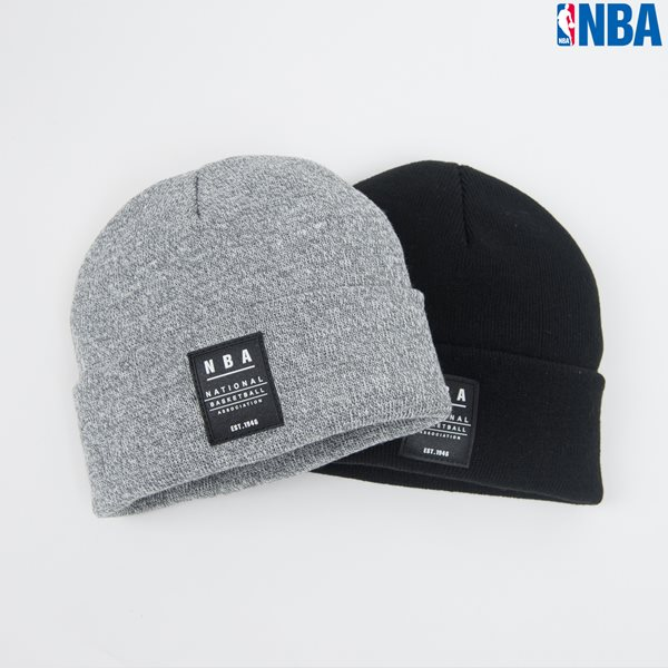 [NBA]NBA NATIONAL BASKETBALL ASSOCIATION KNIT BEANIE(N154AP991P)