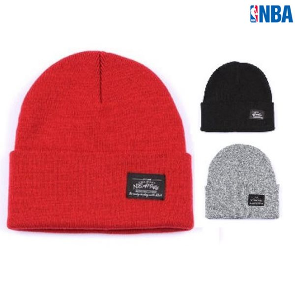 [NBA]NBA 라벨 기본 비니(N144AP991P)