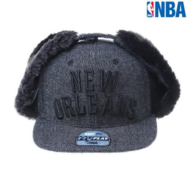 [NBA]NO NEW ORLEANS PELICANS 귀달이 HYFLAT FIT CAP(N154AP193P)